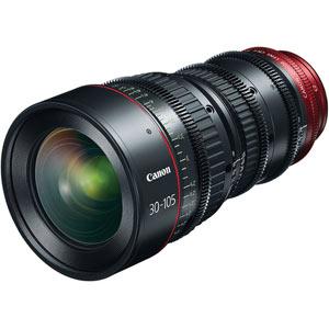 Canon CN-E 30-105mm T2.8 cimema zoom