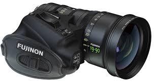 Fujinon 19-90 PL Cabrio zoom lens