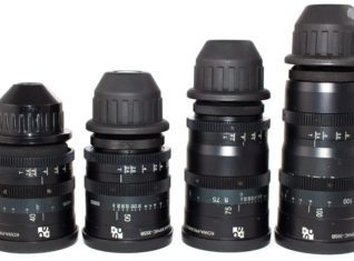 KOWA Anamorphic Rental & Los Angeles New KOWA Anamorphic Lenses Rental